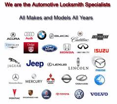 Services Offered by Automotive Locksmith