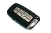 smart key fob and car remote control