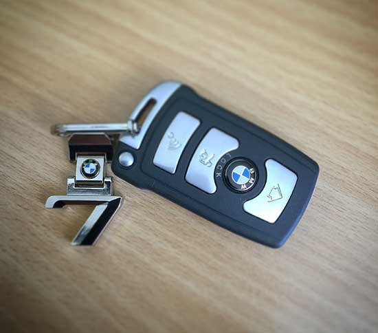 key fob replacement for bmw