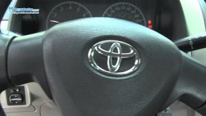Replacement Toyota key fob - Locksmith in Charlotte